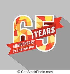 65th Years Anniversary Celebration. - 65th Years Anniversary...