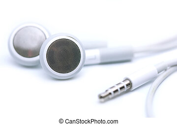 Ear Phones  - Headphones on a white background