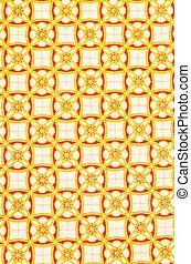 Beautiful batik sarong patterns