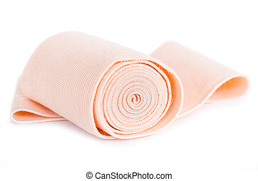 Medical bandage rol.