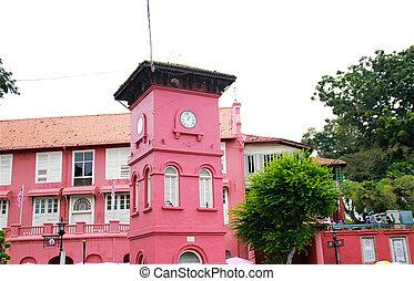 Christchurch, Malacca