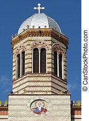Church in Brasov, Romania, Eastern Europe