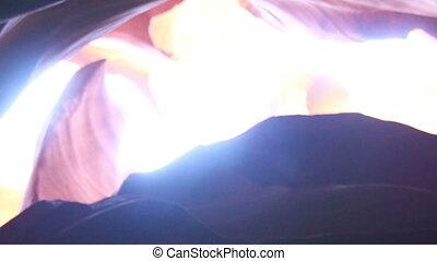 Slot Canyon seven  - Slot Canyon shot seven