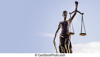 正義, 符號, 規模