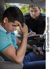 Fines for fast driving