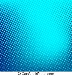 Blue abstract halftone background Creative vector...