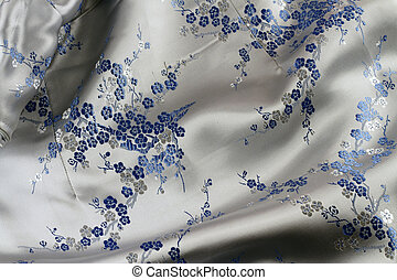 Traditional chinese brocade