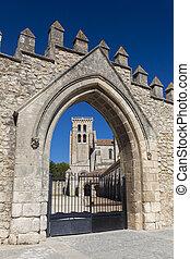 Monastery of Santa Maria la Real de Huelgas, Burgos, Castilla y Leon, Spain