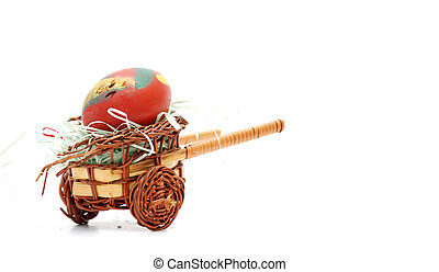 easter eggs - picture of an easter eggs. Religion holiday...