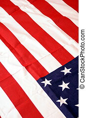 flag of the usa or united states of america...