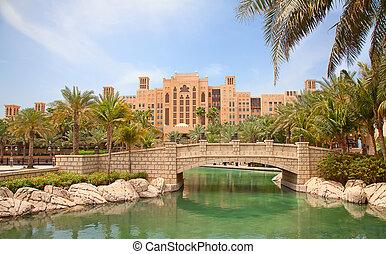 Dubai. Madinat Jumeirah.