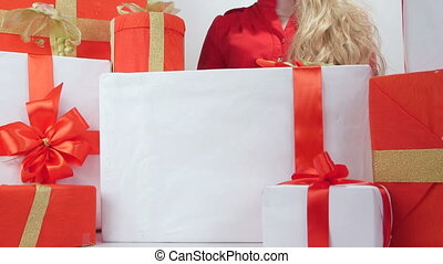 Christmas shopping season discount up to 50 off
