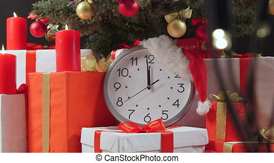 Christmas Eve and Twelve Of The Clock