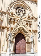 Iglesia del Sagrado Corazon, Malaga, Andalucia, Spain