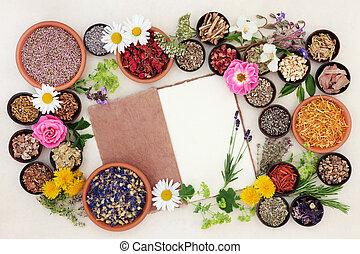 Herbal Medicine Ingredients - Health care using herbal...