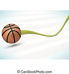 The trajectory of the ball jumps - The trajectory of the...