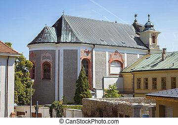 Church of st. John of Nepomuk - The church of st. John of...