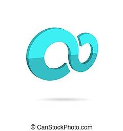 Infinity concept icon