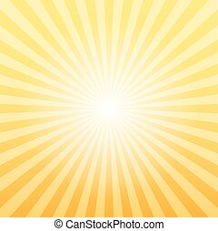 Line sunray background