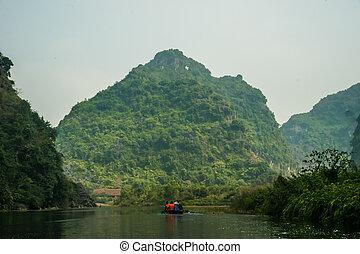 Trang An Grottoes - Beautiful Sights near Trang An Grottoes,...