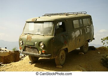 Mini Bus - Some mini bus identical to this one provide for...