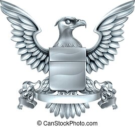 Eagle Heraldry Design