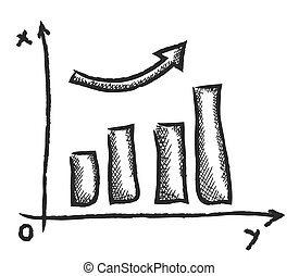 report growing chart business