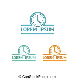 Business Sign Vector - Business Sign Watch is a Symbol of...