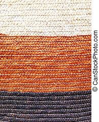 tres, Color, cestería, textura, Plano de fondo,