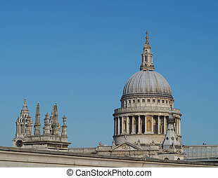 St Pauls in London,UK