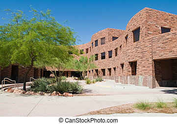 County government - Clark County government buildings, Las...