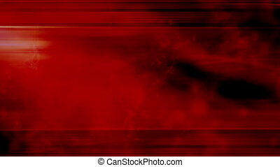 Red grunge texture abstract loop - Animated red grunge...