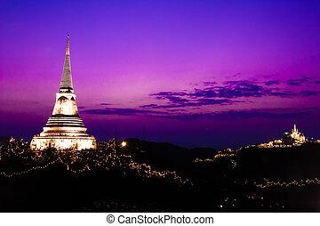 Phra Nakhon Khiri historical park, Khao Wang,...