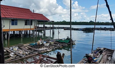 Thailand Fishing Village Panyee - Travel Holiday Destination...