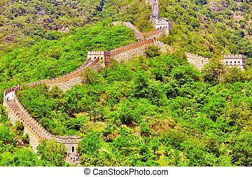 Great Wall of China, section quot;Mitianyuquot; - Great Wall...
