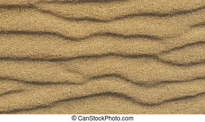 Geology - Sand ripples - Geology Sand ripples created by the...