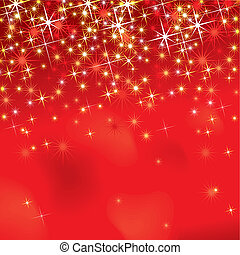 Magic Background (vector) - Magic Background With Space For...