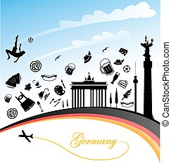 germany background