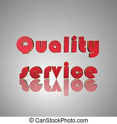 3D Text Quality service - 3d text for business and website...