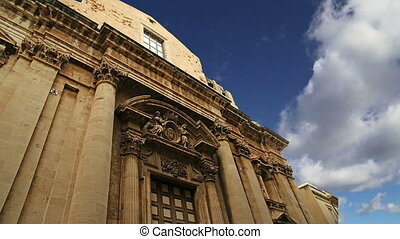 CATHEDRAL OF SYRACUSE,Sicily, Italy - CATHEDRAL OF SYRACUSE-...