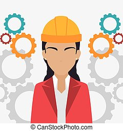 under construction design, vector illustration eps10 graphic...
