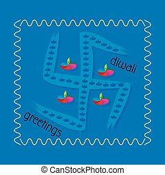 swastika  - creative swastika symbol vector illustration