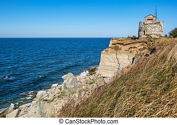 Paldiski cliffs Estonia - Rocky cliffs of Paldiski Pakri...