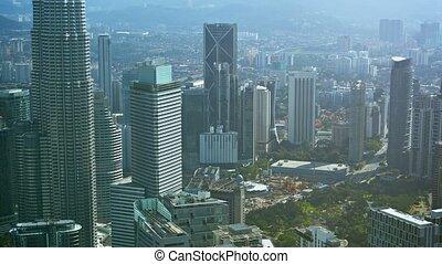 view from Kuala Lumpur Tower (Menara Kuala Lumpur)