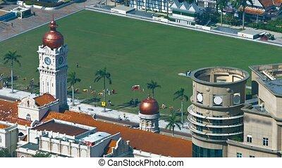view from Kuala Lumpur Tower Menara Kuala Lumpur -...