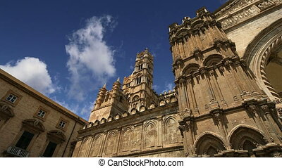 Cathedral of Palermo, Sicily - The Cathedral of Palermo is...