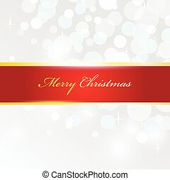 Holiday Christmas card background
