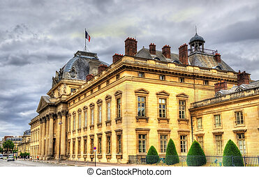 The Ecole Militaire Military School in Paris - France