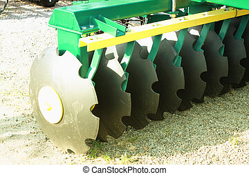One part of new agronomic machine - one part of new...