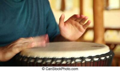 African drum djembe - African drum djembe
